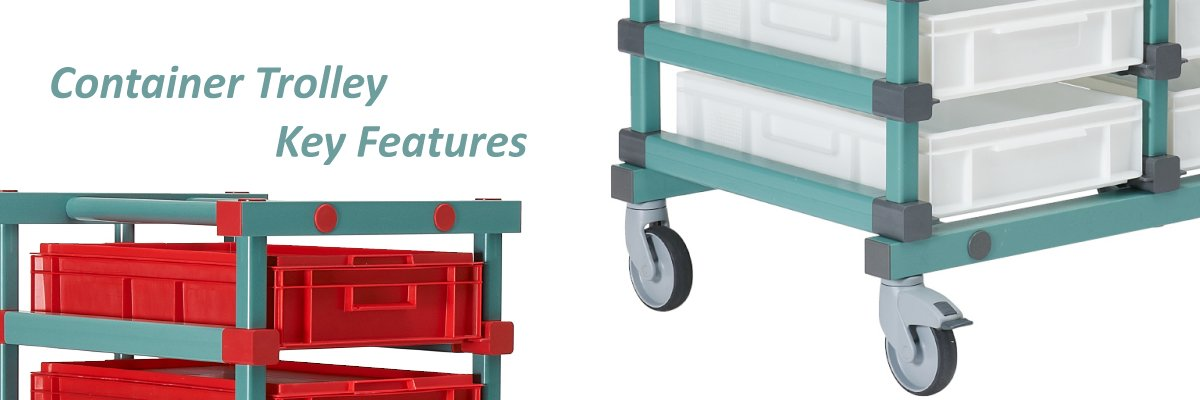 Features - Container Trolleys - Rea Plasrack - trolley mm container
